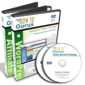 WordPress DVD